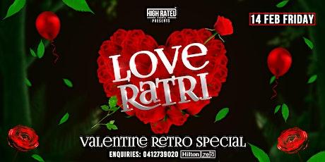 Love Ratri - Valentine Retro Special tickets
