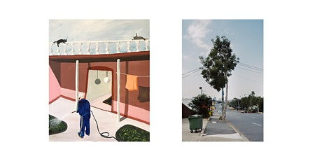 Exhibition Openings: Luciana Smith | Charlie Hillhouse tickets