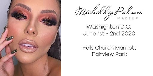 Michelly Palma Make up Master Class - Washington D.C.