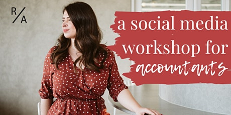 Social Media for Accountants tickets