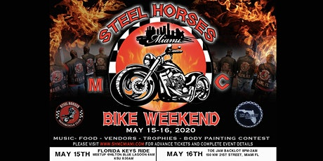 Steel Horses Miami MC Annual tickets
