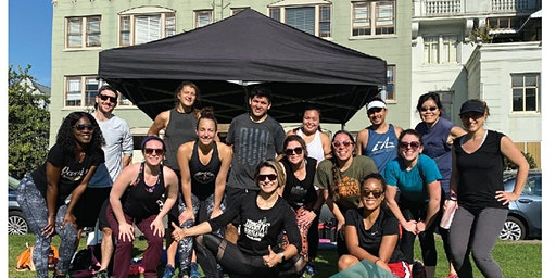 Bootcamp in the Park by Tough Mudder Bootcamp - Oakland Uptown