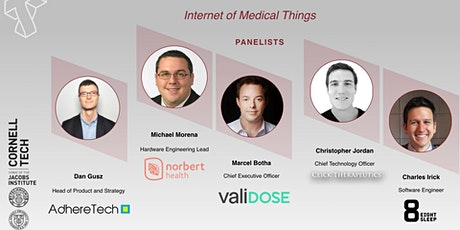 Internet of Medical Things tickets