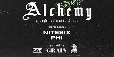 ALCHEMY (AGES 19+) tickets