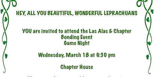 Las Alas  & ALA Chapter Bonding Event