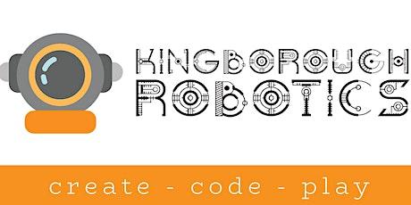 Saturday Ozobots (age 10 - 14yrs) - Kingborough Robotics @ Kingston Library tickets