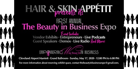 The Beauty in Business Expo tickets