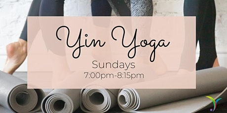 Yin Yoga with Yoga Nidra tickets
