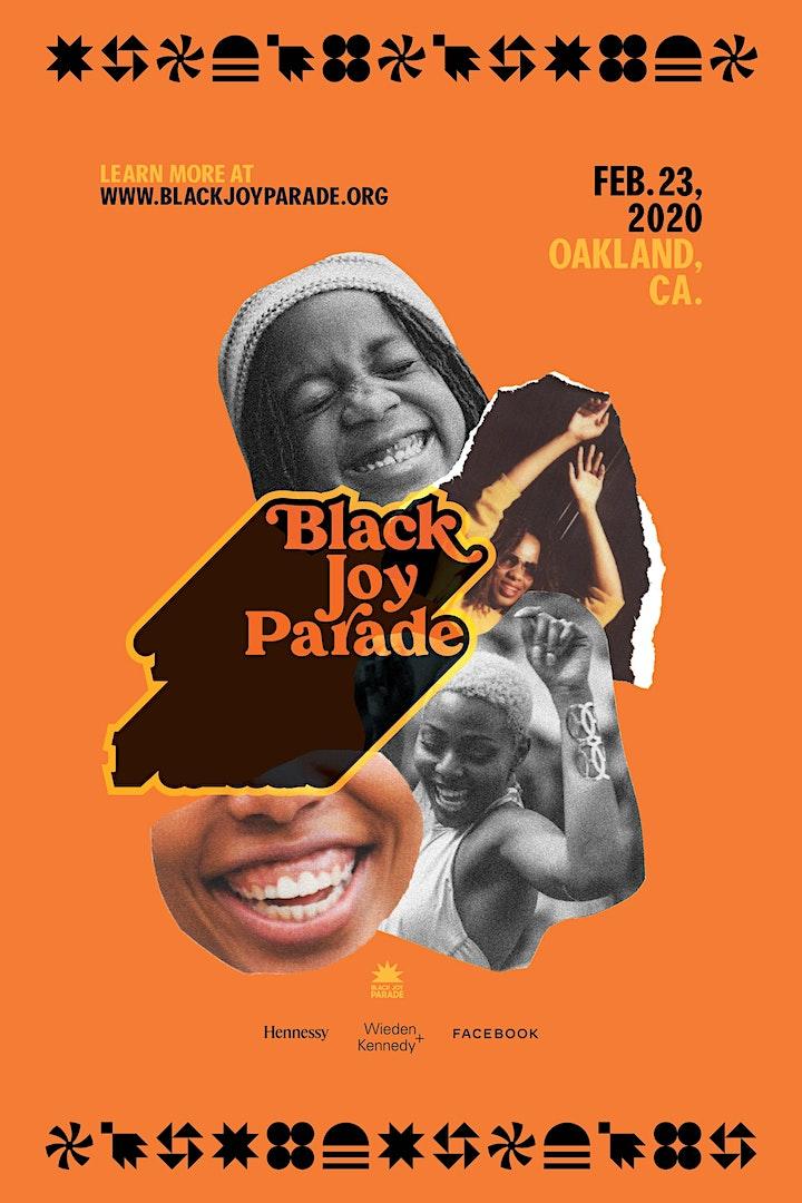 Black Joy Parade 2020 image