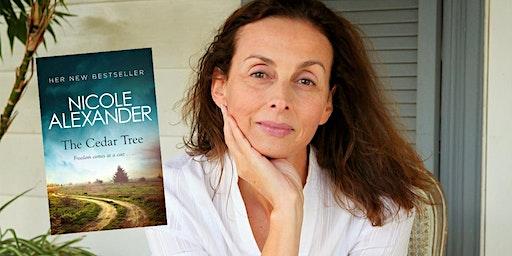 FrankTALK and book signing: Nicole Alexander
