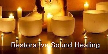 Restorative Sound Healing tickets