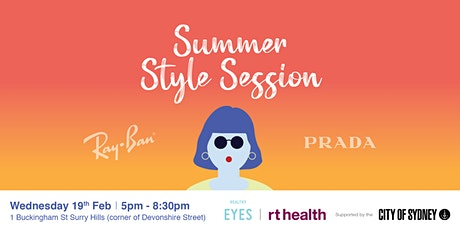 Summer Style Session tickets