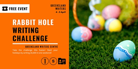 Easter Rabbit Hole Writing Challenge tickets