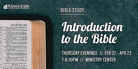 Lenten Bible Study 2020 tickets