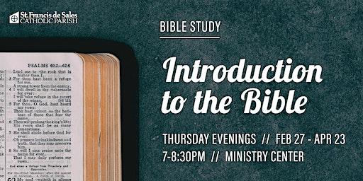 Lenten Bible Study 2020