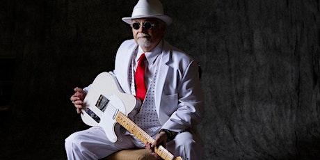 ON TOUR: Whitey Johnson, aka multi Grammy Award Winner - Gary Nicholson tickets