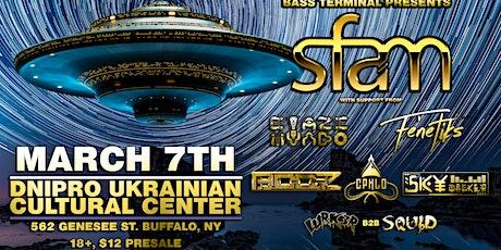 Bass Terminal Presents: sfam tickets