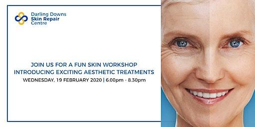 Great Skin Workshop - Darling Downs