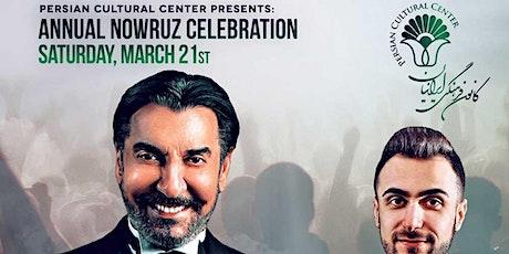 Annual Nowruz 2020 Celebration tickets