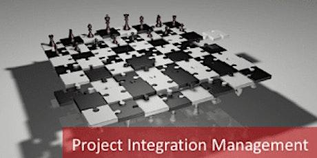 Project Integration Management 2 Days Training in Antwerp billets