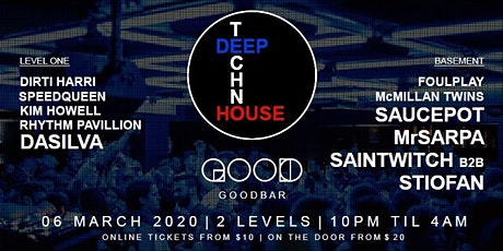 Deep Techno House #002 tickets