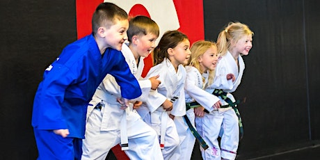 Arvada Martial Arts Summer Camp - Ages 4-10 - Session 1: June 22-26 tickets