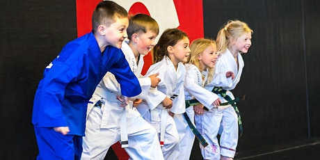 Arvada Martial Arts Summer Camp - Ages 4-10 - Session 3: August 3-7 tickets