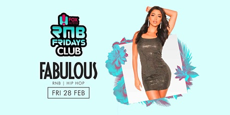 FABULOUS FRIDAYS Level 3 Nightclubs  Friday 28th February tickets