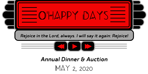New Hope Christian School Dinner & Auction - O'Happy Days!