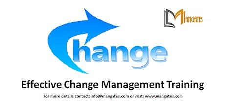 Effective Change Management 1 Day Training in Paris tickets