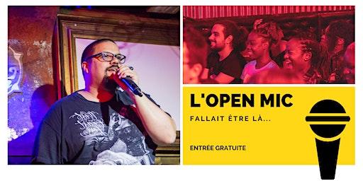 L'Open Mic de Lausanne  - 7 février