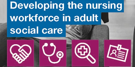 Nursing Associate role in social care  tickets