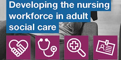 Nursing Associate role in social care