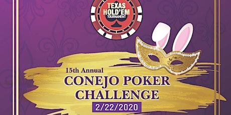 SPB Conejo Poker Challenge Texas Hold'em Tournament and Casino Night tickets