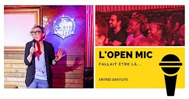 L'Open Mic de Lausanne  - 21 février