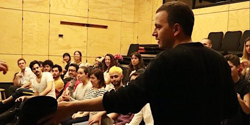 Immersive Improv Workshop from David Moncada