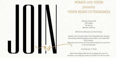 Vision Board Extravaganza 2020
