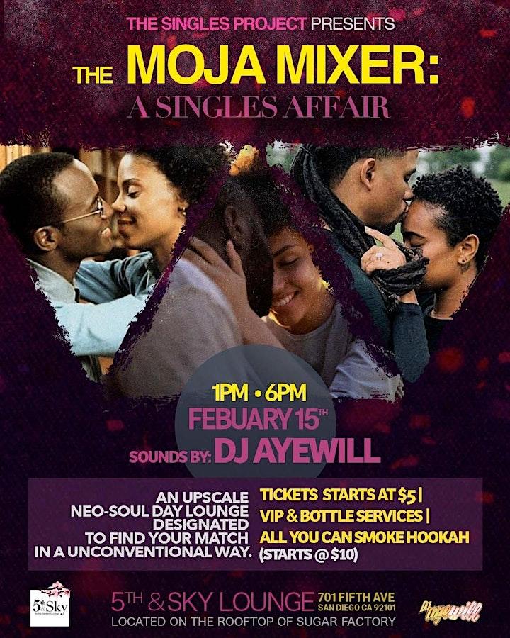 The Moja Mixer: A singles Affair @ 5th & Sky Rooftop Gardens & Lounge