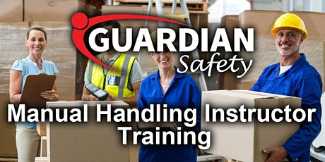 Manual Handling Instructor Training QQI Level 6 May tickets