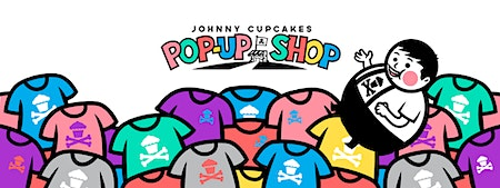 Johnny Cupcakes Pop Up at Babycakes Hillcrest