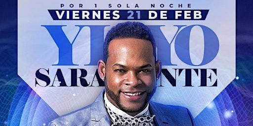 Yiyo Sarante Exclusive!
