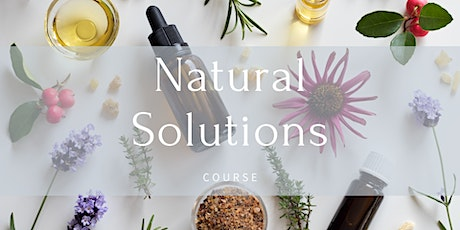 Natural Solutions Course tickets