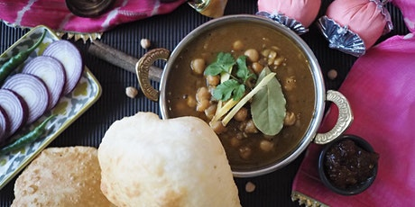 Chole Bhature: Indian Traditional Cooking Workshop tickets