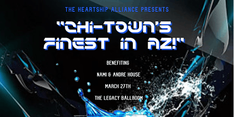 """""""Chi-Town's Finest  in AZ! """" with special guest Chris Michaels! tickets"""