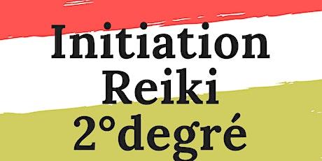Formation au Reiki 2ème degré billets
