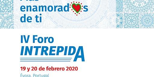IV foro INTREPIDA en Évora, Portugal