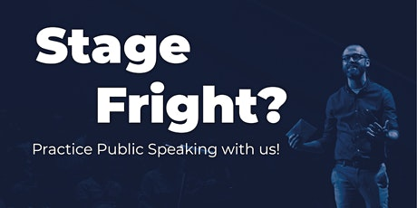 Toastmasters Meeting - Practice Public Speaking! tickets