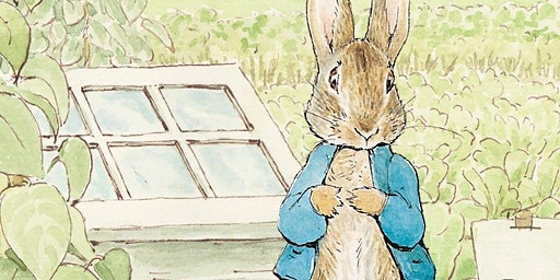 Peter Rabbit - Mansfield Central Library - Family Learning