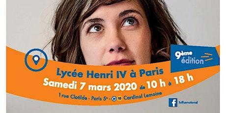 7 mars 2020 : Salon des séjours linguistiques et des voyages scolaires au L billets