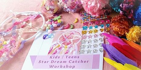 Kids/Teens - Star Dream Catcher - Workshop tickets